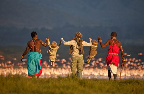 Community Hosting Safari